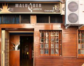 Restaurante Maluquer Quattro, Valencia