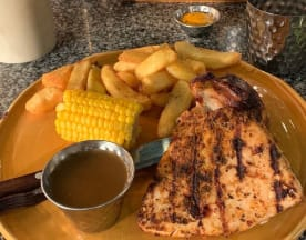 Harvester - New Square, West Bromwich