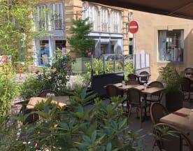 Le Carré, Metz