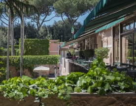 Pauline Borghese Restaurant, Roma
