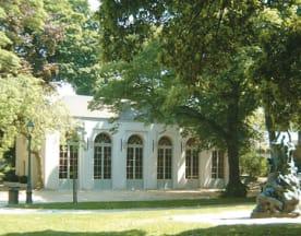 L'Orangerie Du Parc D'Egmont, Bruxelles