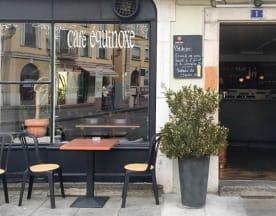 Café Équinoxe, Carouge
