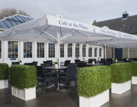 The Café at the Palace, Palace of Holyroodhouse, Edinburgh