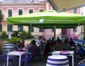 Osteria Mediterranea Sesta Stazione, Vietri sul Mare