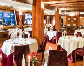 Hermitage Hotel, La Chandelle Restaurant, Cervinia
