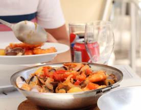 Restaurante Cinderela, Faro