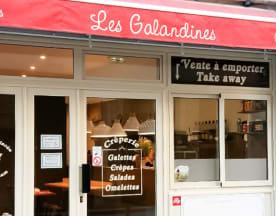 Les Galandines, Paris