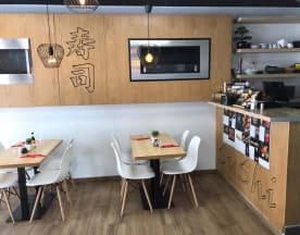 Plat Sushi, Villeurbanne