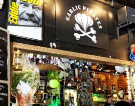 Garlic and Shots, Stockholm