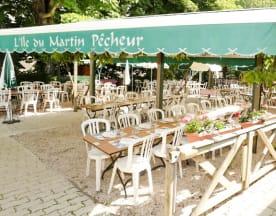 La Guinguette de l'île du Martin Pêcheur, Champigny-sur-Marne