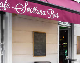 Kafe Svetlana, Madrid