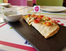 Lapizza+sana - Barquillo, Madrid
