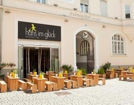 HANS IM GLÜCK Burgergrill & Bar - Rosenheim LUDWIGSPLATZ, Rosenheim