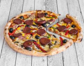 Abant Pizza, Lagny-sur-Marne