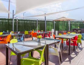 Restaurante Hotel Crowne Plaza, Madrid