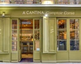 A Cantina Lyon Le Comptoir Corse, Lyon