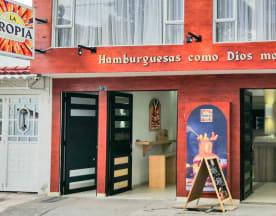 Hamburguesa La Propia, Bogotá