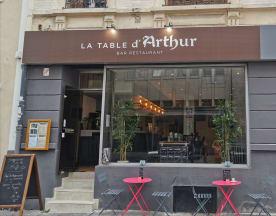 La Table d'Arthur, Reims
