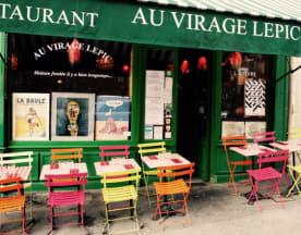 Au Virage Lepic, Paris