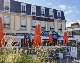 HOTEL DE PARIS, Courseulles-sur-Mer