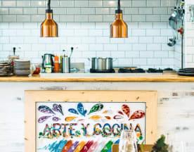 Arte y Cocina restaurant, Fuengirola
