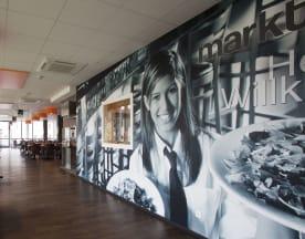 """""""marktbistro"""" im food hotel Neuwied, Neuwied"""