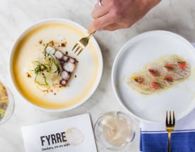 Fyrre - vis, oesters & wijn -, Amsterdam