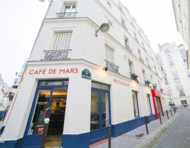 Le Café de Mars, Paris