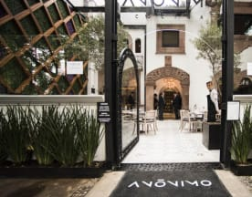 Anónimo Cocina, Ciudad de México