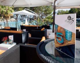 Playa 5 Restaurant - Snacks & Food - Cocktail Lounge, Peguera