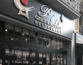 Pin Grill & Hotpot, Bruxelles