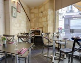 AZ restaurant, Bordeaux