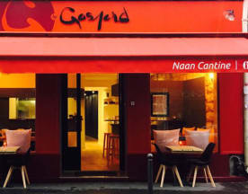 G by Gaspard Naan Cantine Pigalle, Paris