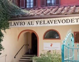 Flavio Al Velavevodetto, Roma