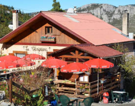 Le Christiana - Chez Huguette, Andon