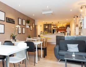 Cozette Cafe Concept Paris 5, Paris