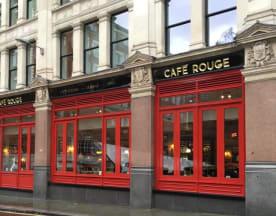 Café Rouge - St Pauls, London