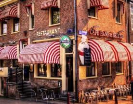 Cafe Restaurant Hans en Grietje, Amsterdam
