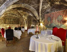 ''La Table de Cédric Burtin'' à l'Abbaye de Maizières, Beaune