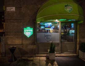 Kappa bar Stockholm, Stockholm