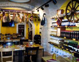 La Taverna del Norcino, Assisi
