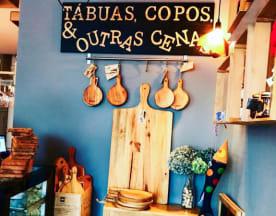 Tábuas, Copos & Outras Cenas, Braga