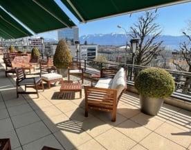 La Terrasse de la Paix - 1st floor Restaurant & Lounge Bar, Lausanne