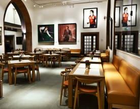 Cafe Portrait, Edinburgh