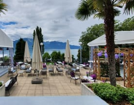 Montreux Jazz Festival - Terrasse Funky Claude, Montreux