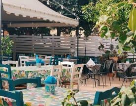 Tatiana Melfa Bakery Garden, Cefalù