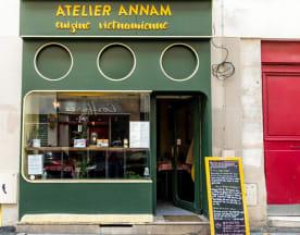 Atelier Annam, Paris