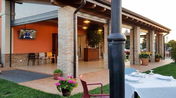 Esterno - Ca' Longa, Reggio Emilia