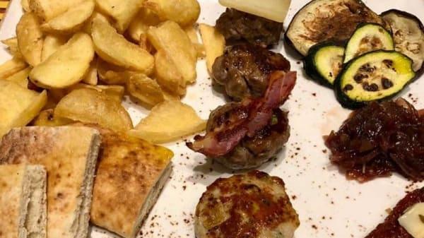 Suggerimento dello chef - B Corner, Pescara