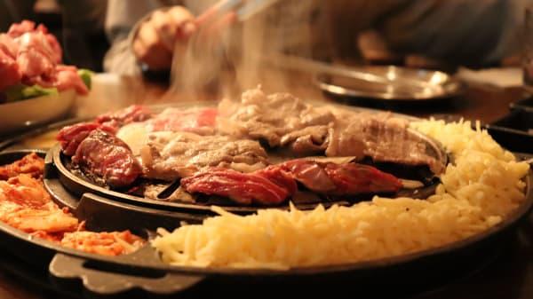 Sugestão do chef - Han Table Barbecue, Lisboa